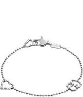 Gucci - Boule Bracelet w/ Open Heart Motif