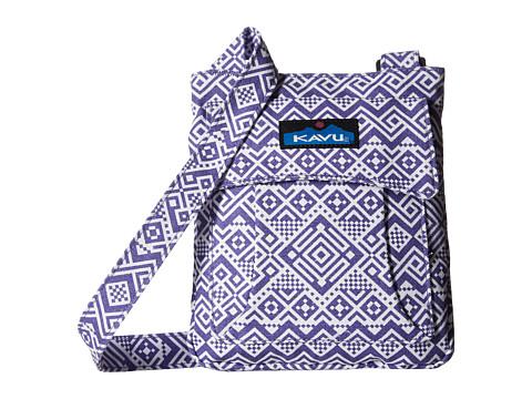 KAVU Mini Keeper - Purple Quilt