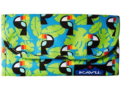 KAVU Big Spender - Blue Toucan
