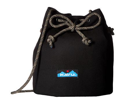 KAVU Bucket Bag - Black