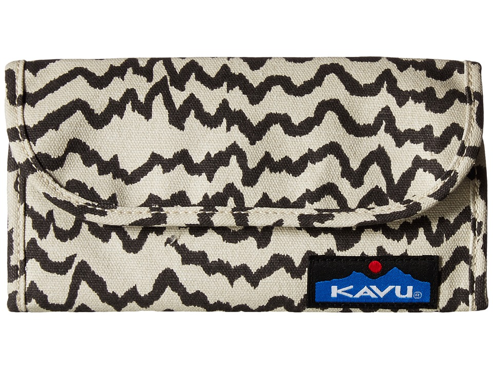 KAVU - Big Spender (Natural Beats) Wallet Handbags