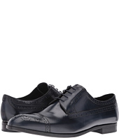 Emporio Armani - Cap Toe Medallion Oxford