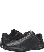 Emporio Armani - Nappa Leather Sneaker
