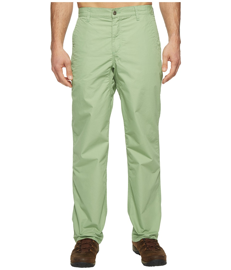 Mountain Khakis - Poplin Pant (Sage) Mens Casual Pants