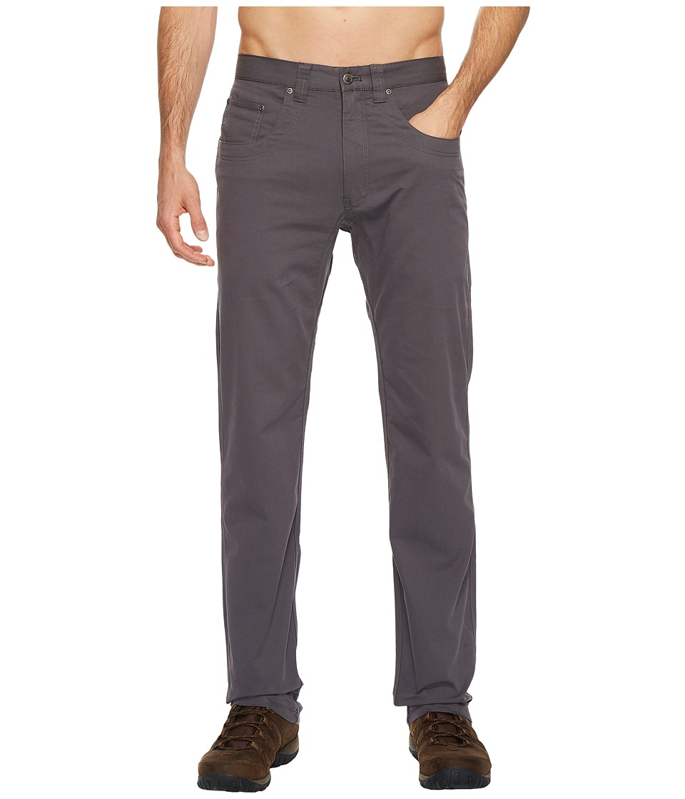 Mountain Khakis - Camber Commuter Pants (Slate) Mens Casual Pants