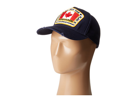 DSQUARED2 All But the Flag Baseball Cap