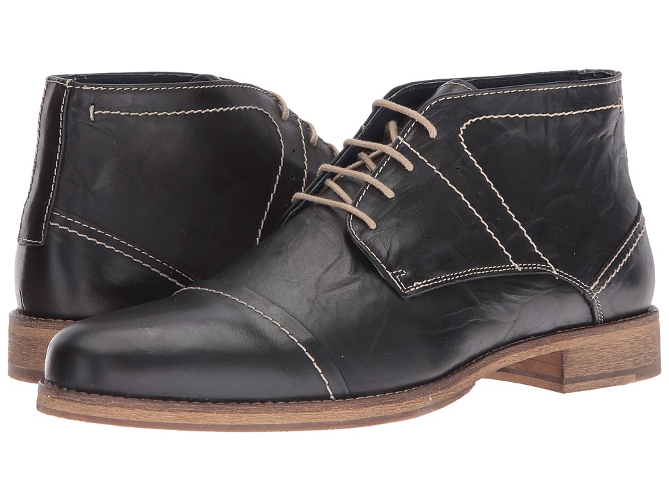 PARC City Boot - Lincoln (Black) Mens Shoes