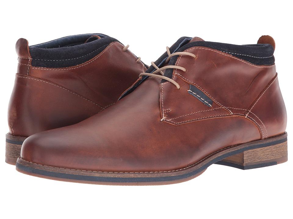 PARC City Boot - Central (Cognac) Mens Shoes