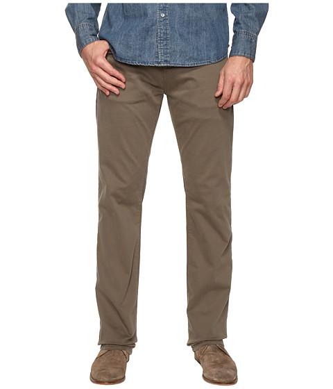 Mavi Jeans Zach Classic Straight Leg in Dusty Olive Twill