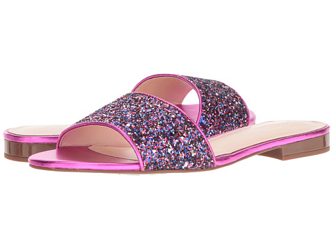 Kate Spade New York Madeline - Purple Glitter/Fuchsia Nappa