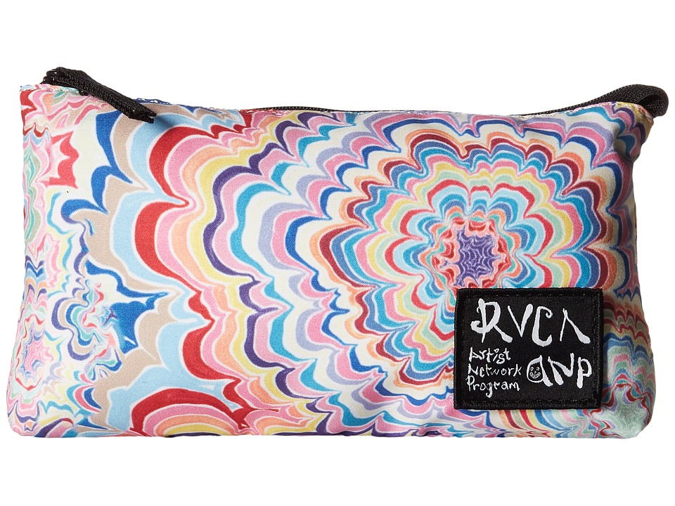 RVCA Trippy Wallet Clutch (Multi) Clutch Handbags