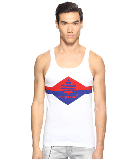 DSQUARED2 Fruit of D2 Tank Top