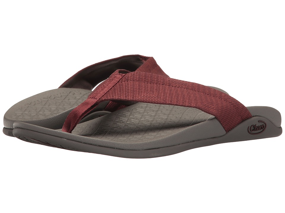 Chaco Waypoint Cloud (Maze Red) Men