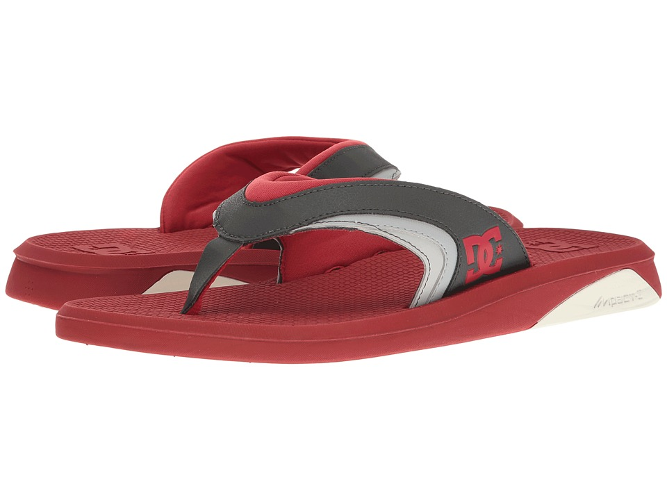 DC Recoil By Bruce Irons (Red/Grey) Men