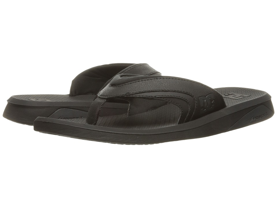 DC Recoil By Bruce Irons (Black) Men