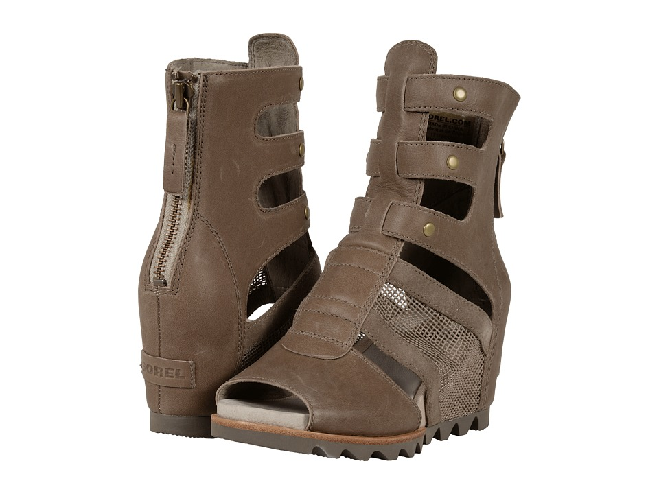 SOREL Joanie Gladiator (Pebble) Women