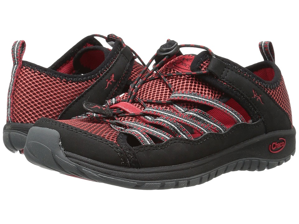 Chaco Kids - Outcross 2 (Toddler/Little Kid/Big Kid) (Red) Boys Shoes