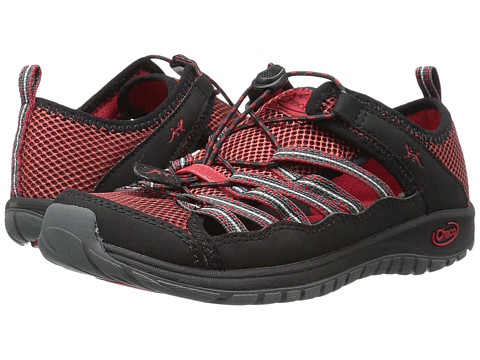 Chaco Kids Outcross 2 (Toddler/Little Kid/Big Kid) - Red