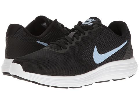 Nike Revolution 3 - Black/Aluminum