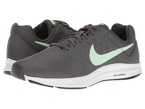 Nike Downshifter 7 - Anthracite/Fresh Mint/Dark Grey/White