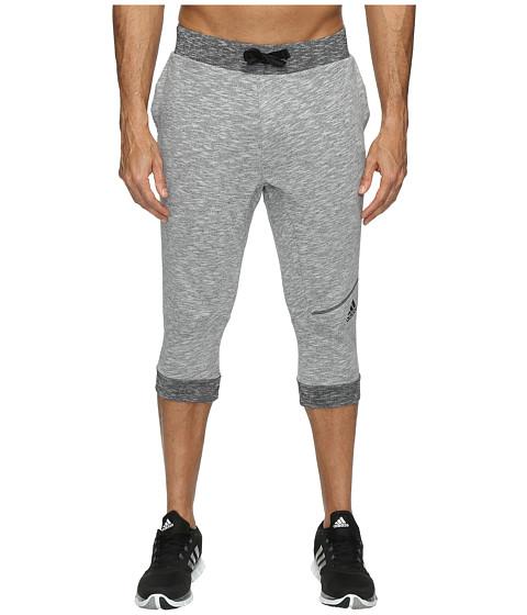 adidas Cross Up 3/4 Pants - Light Grey Heather
