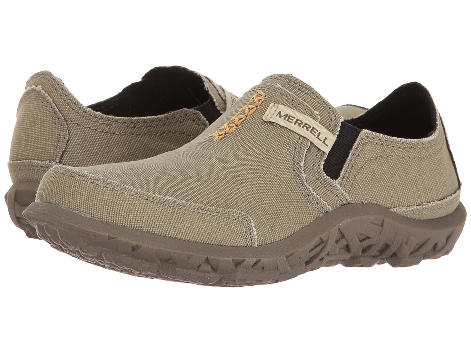 Merrell Kids - Slipper (Toddler/Little Kid/Big Kid) (Sand) Boys Shoes