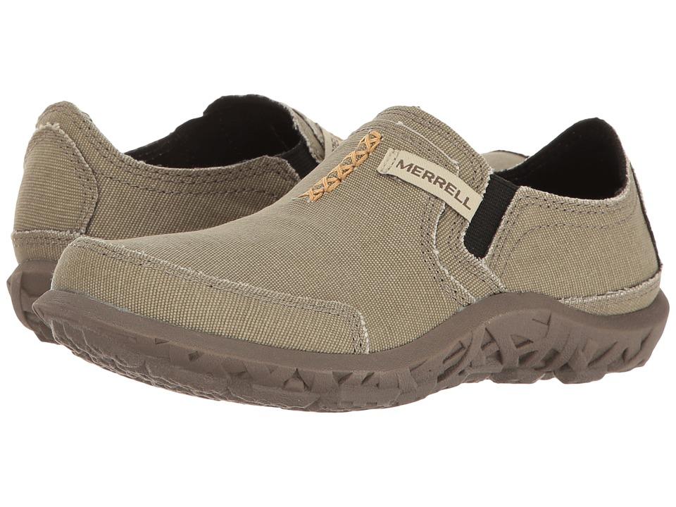 Merrell Kids - Slipper (Toddler/Little Kid/Big Kid) (Sand) Boys Shoes