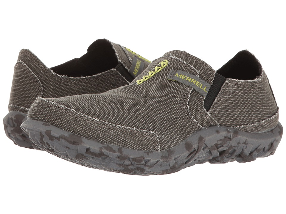 Merrell Kids Slipper (Toddler/Little Kid/Big Kid) (Charcoal) Boys Shoes