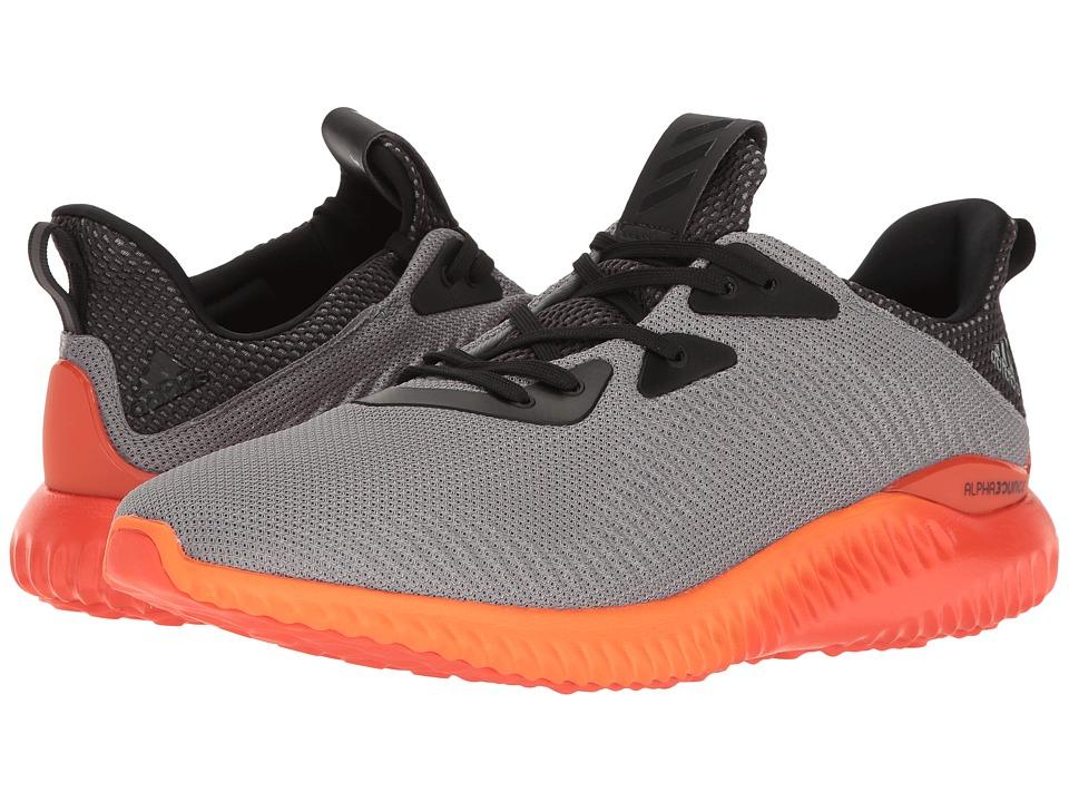 adidas Running Alphabounce (Energy/Linen Khaki/Collegiate Royal) Men