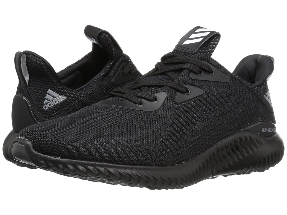 adidas Running Alphabounce (Core Black/Footwear White/Utility Black) Men