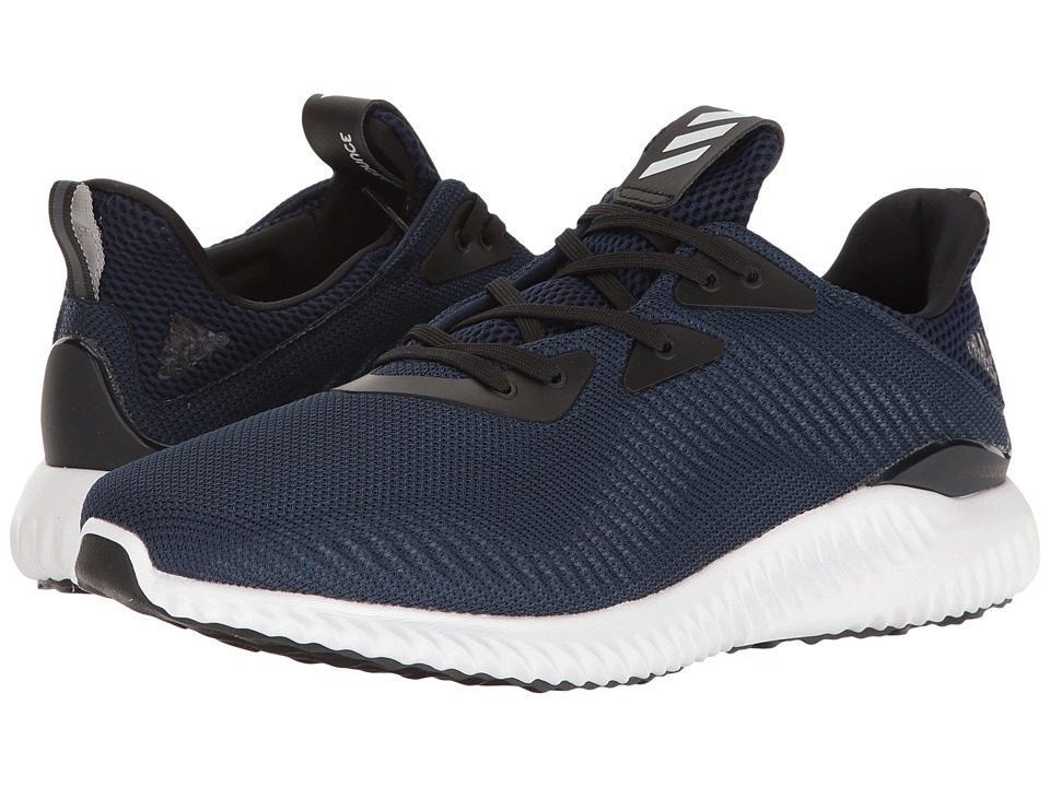 Adidas Running - Alphabounce (Collegiate Navy/Footwear Wh...