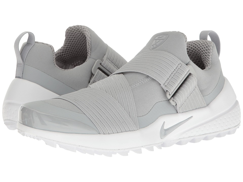 Nike Golf - Air Zoom Gimmie (Wolf Grey/White/Wolf Grey) M...