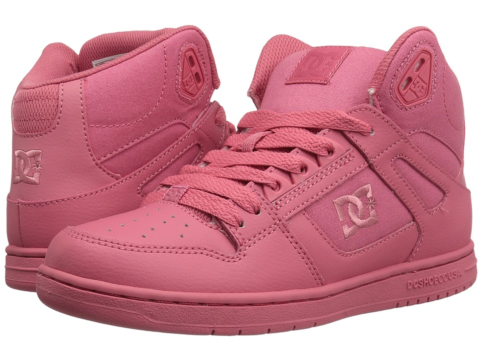 DC - Rebound Hi W (Desert) Womens Skate Shoes
