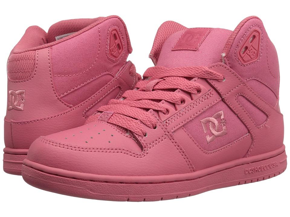 DC - Rebound Hi W (Desert) Womens Skate Shoes