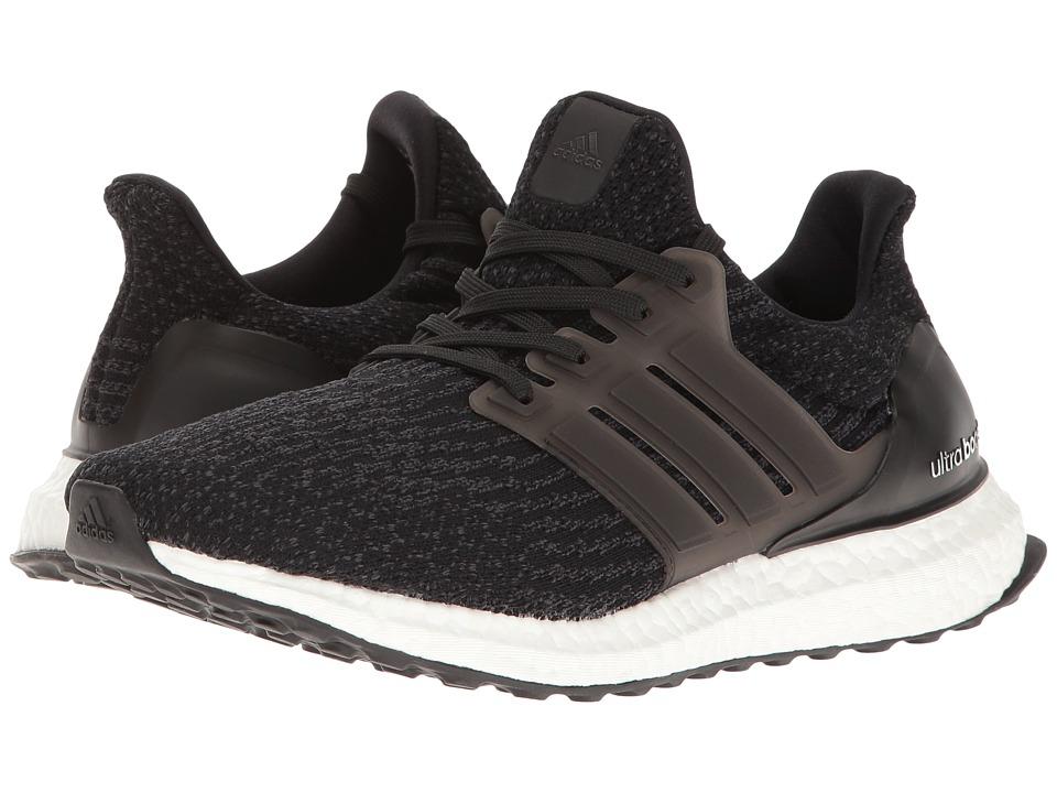 Adidas Running - UltraBOOST (Core Black/Dark Grey) Women'...