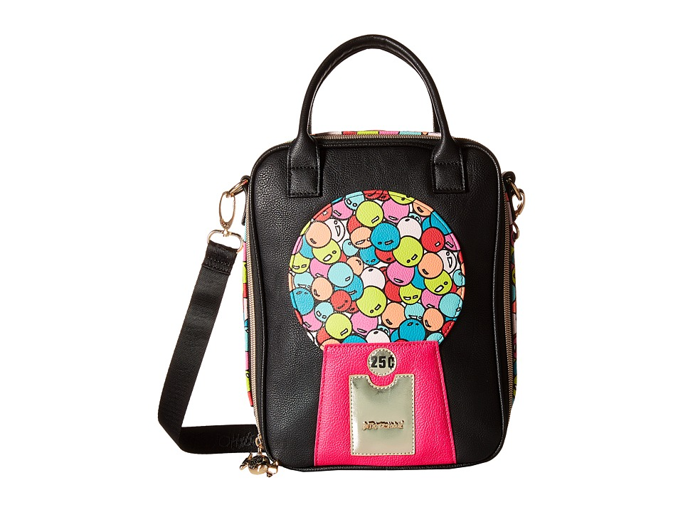 Betsey Johnson - Bubble Gum Lunch Tote (Multi) Tote Handbags