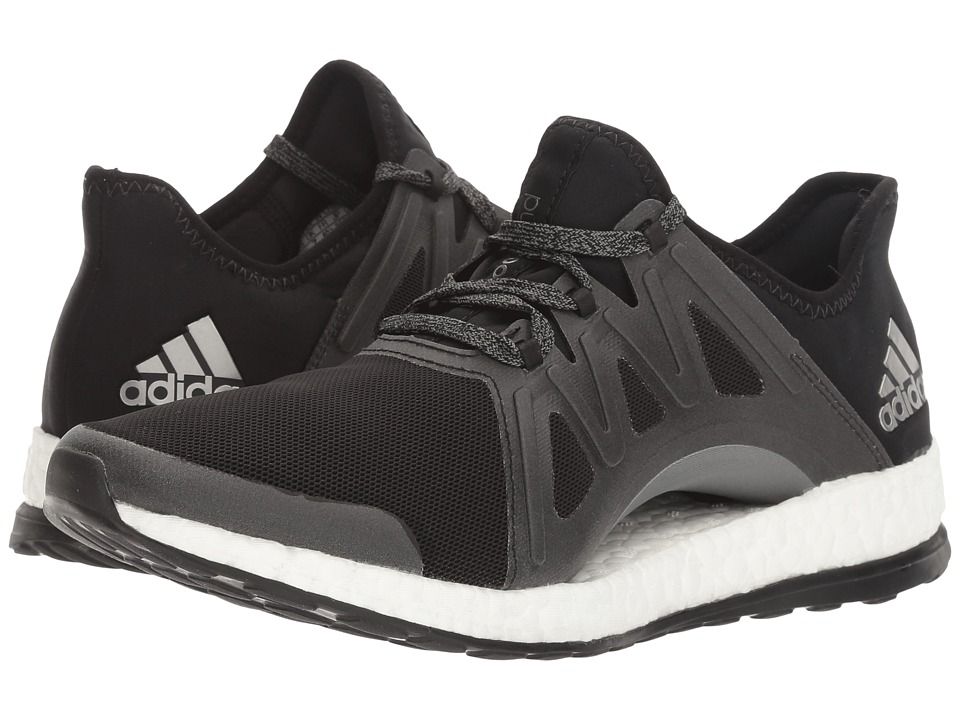 adidas Running PureBOOST Xpose (Core Black/Footwear White/Dark Grey) Women