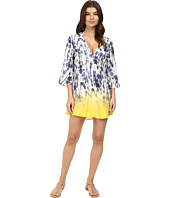 JETS by Jessika Allen - Transcend V-Neck Shirt Cover-Up