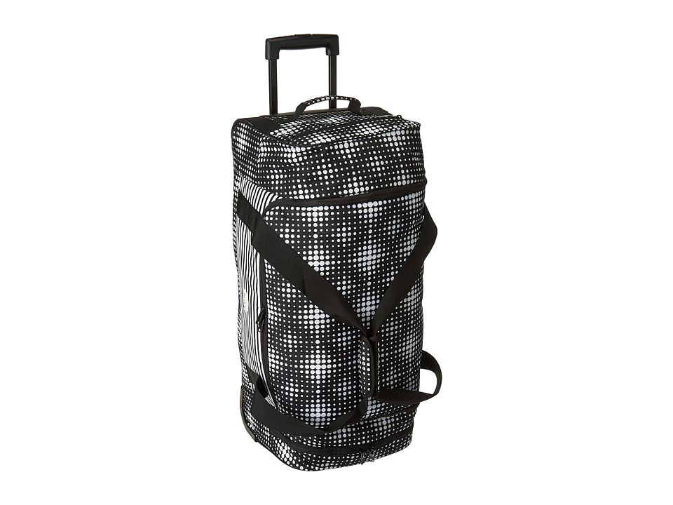Roxy Distance Across (Anthracite Opticity) Carry on Luggage