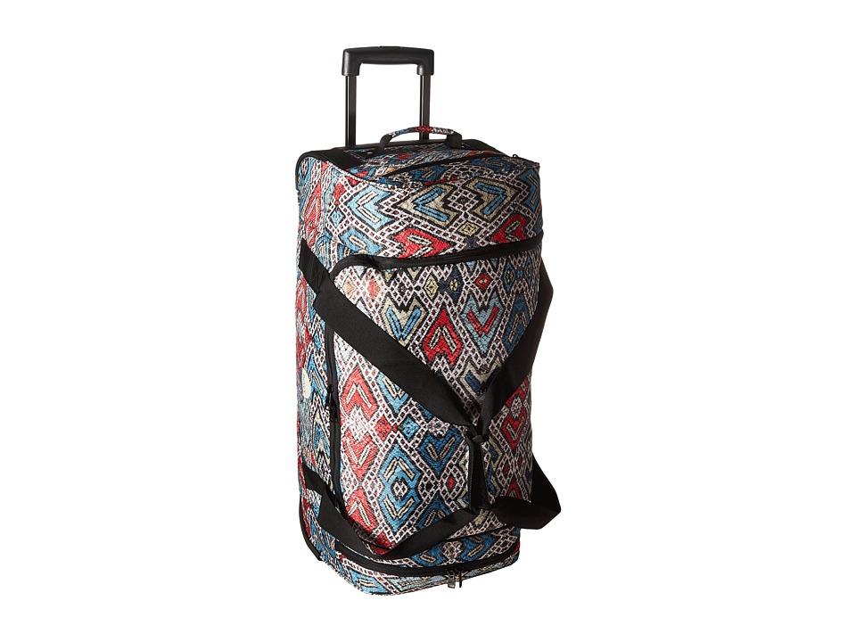 Roxy Distance Across (Regata Soaring Eyes) Carry on Luggage