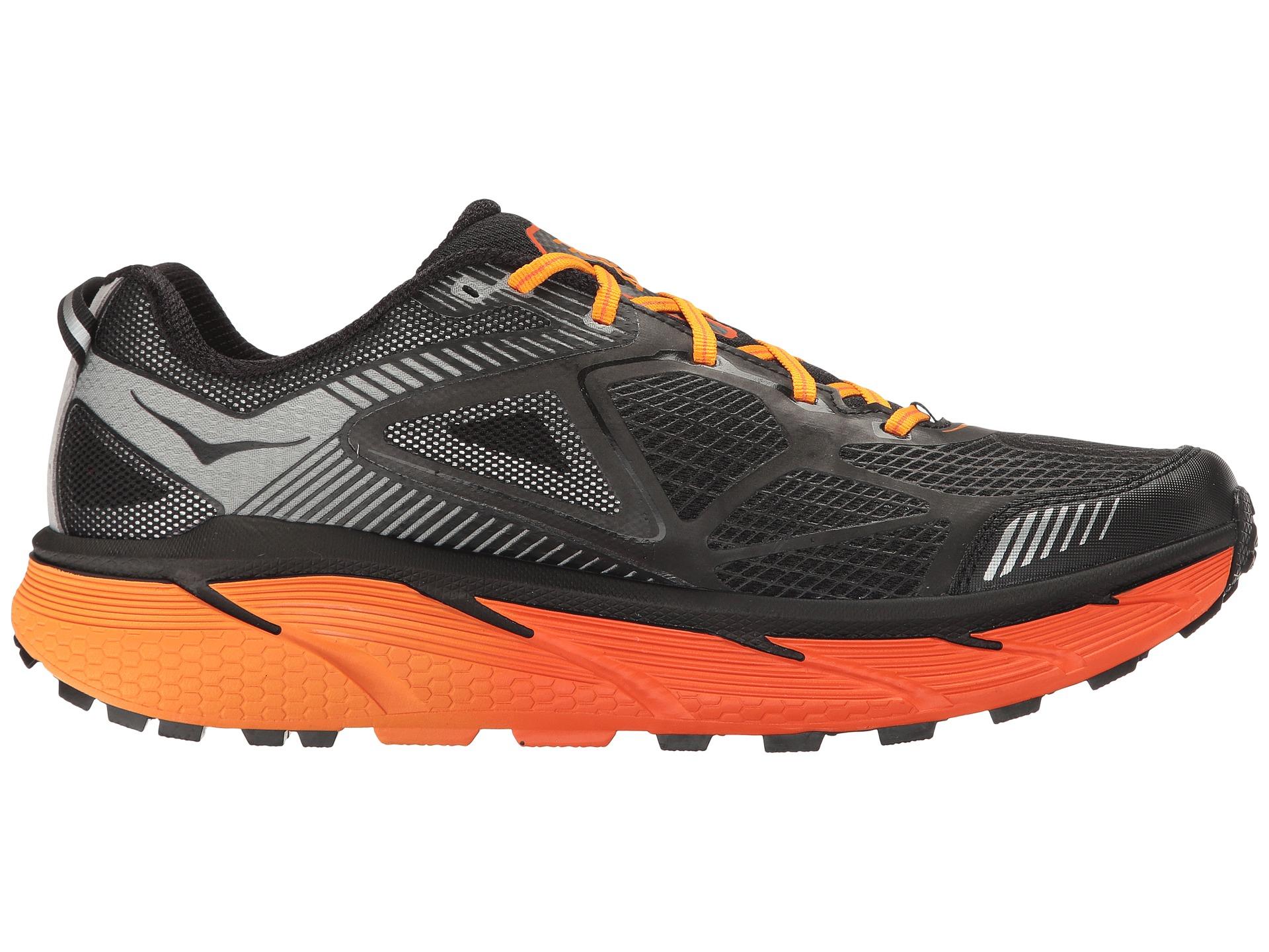 Hoka One Men S Challenger Atr  Trail Running Shoes Reviews