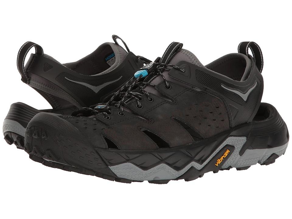Hoka One One - Tor Trafa (Anthracite/Black) Mens Running Shoes