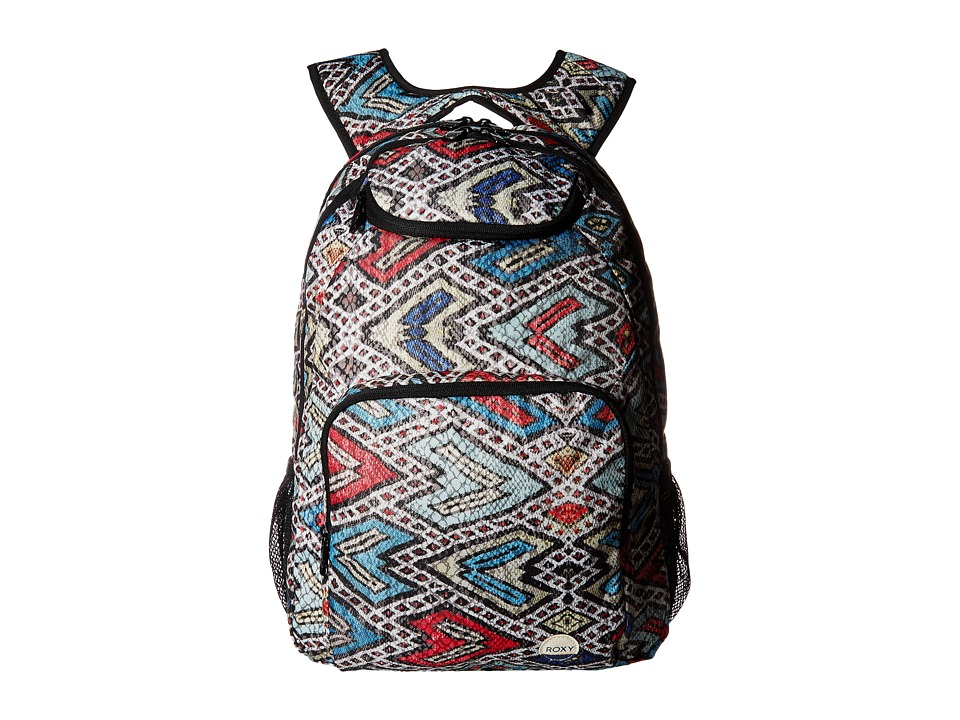 Roxy Shadow Swell (Regata Soaring Eyes) Backpack Bags