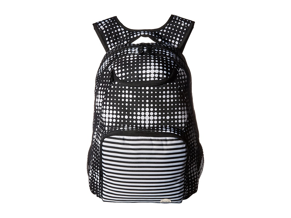 Roxy Shadow Swell (Anthracite Opticity) Backpack Bags