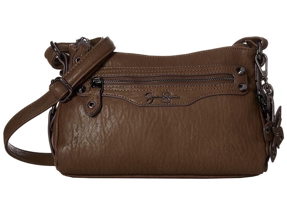 Jessica Simpson - Carlyn Crossbody (Henna) Cross Body Handbags