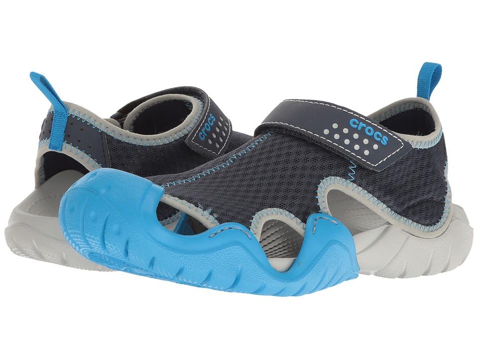 Crocs Swiftwater Sandal (Navy/Ocean) Men