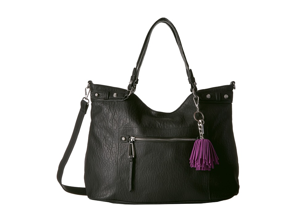 Jessica Simpson - Miley Tote (Black) Tote Handbags