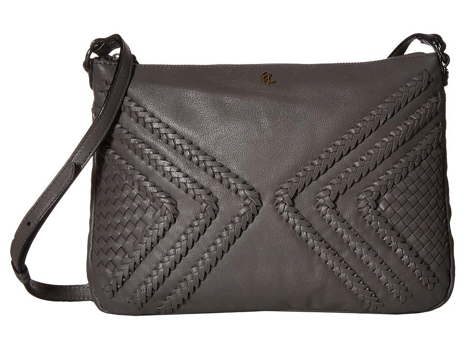 Elliott Lucca - Mari Medium Crossbody (Slate Nusadua) Cross Body Handbags