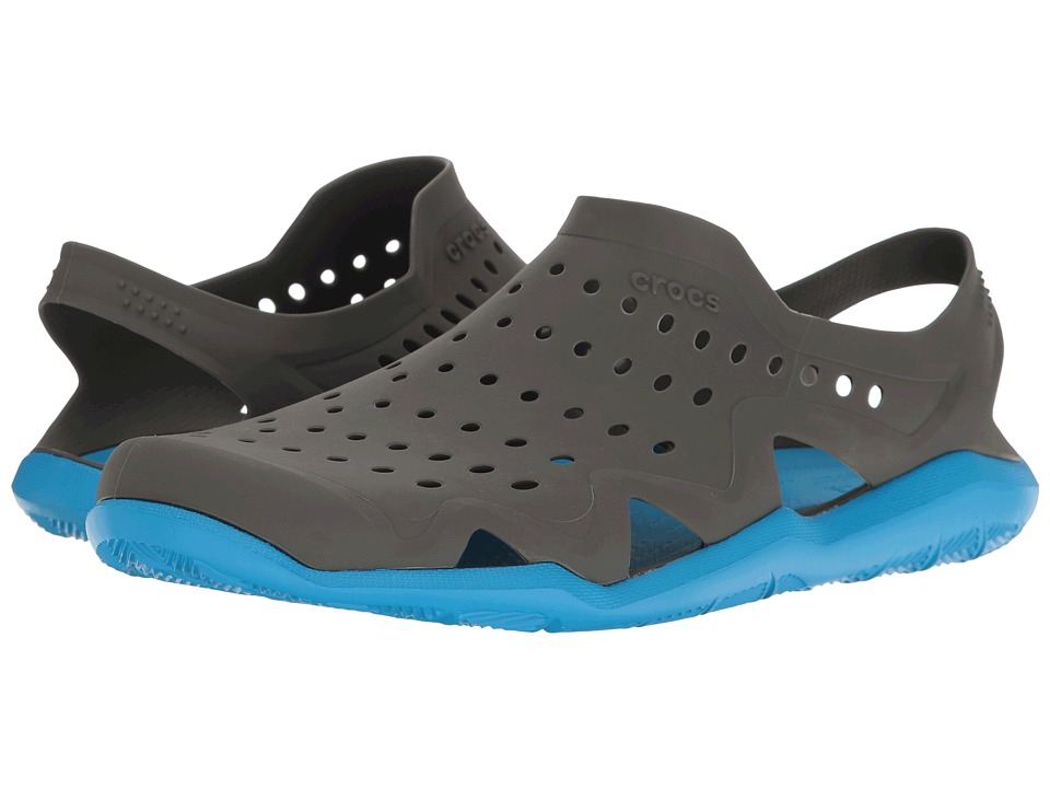 Crocs Swiftwater Wave (Graphite/Ocean) Men