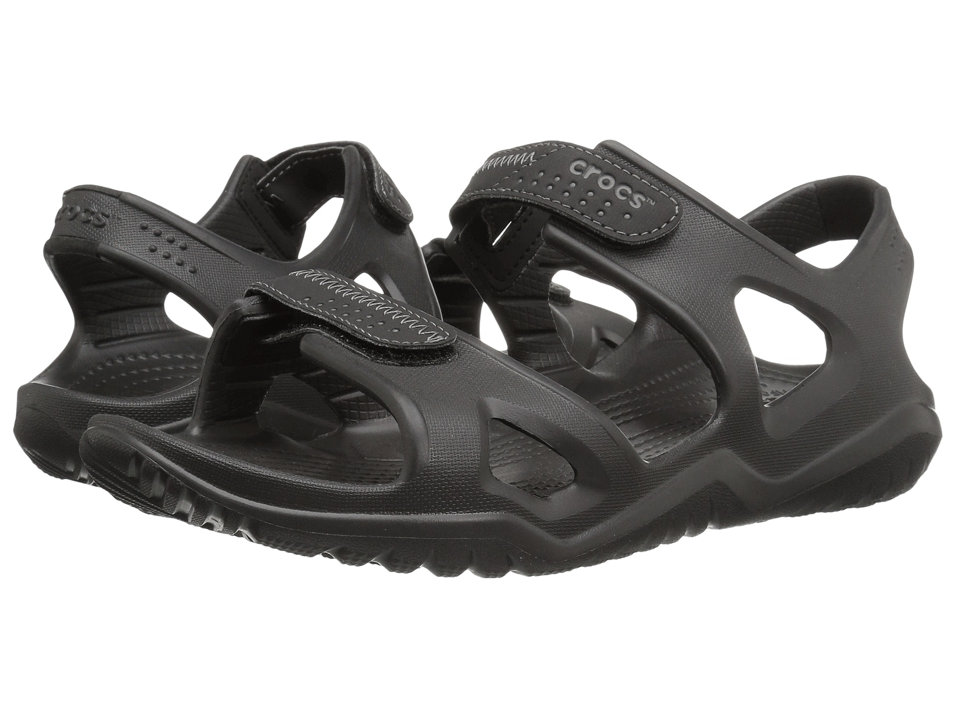 Crocs swiftwater river sandal at for Crocs fishing shoes